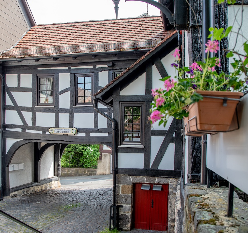 Al Castello Grünberg